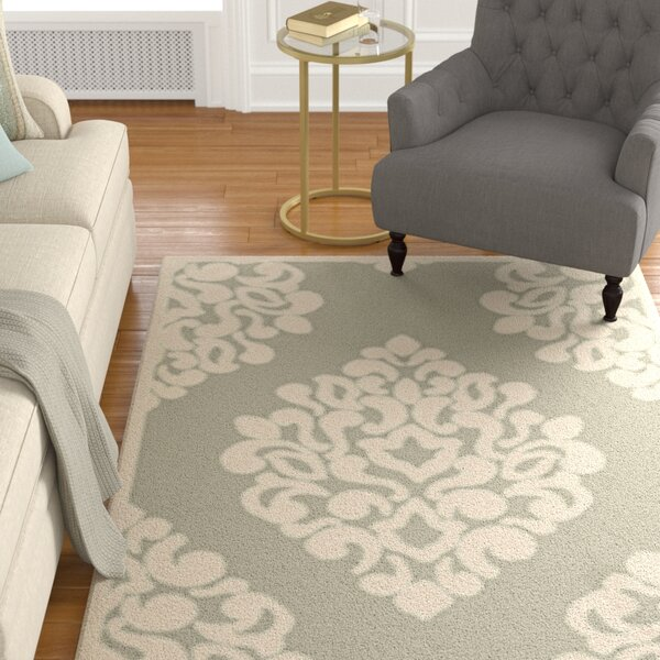 Manorville Hand Woven Wool Mushroom Area Rug by Alcott Hill