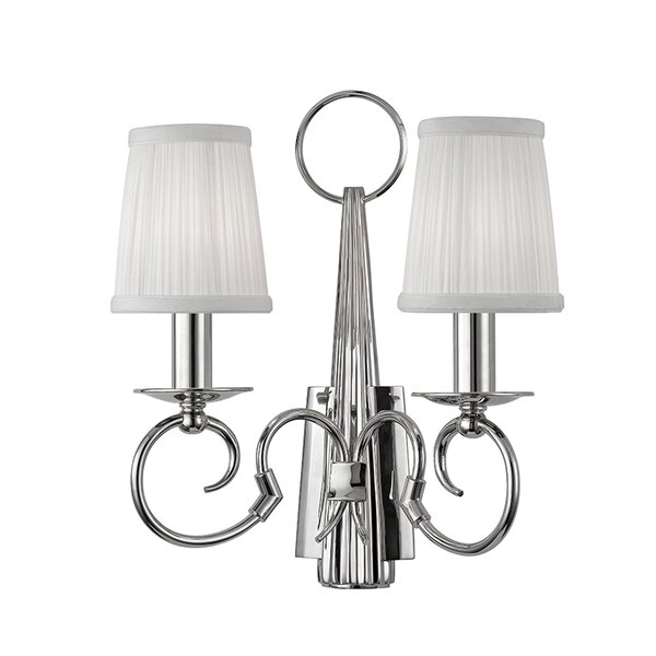 Caldwell 2 Light Wall Sconce By Hudson Valley Lighting.