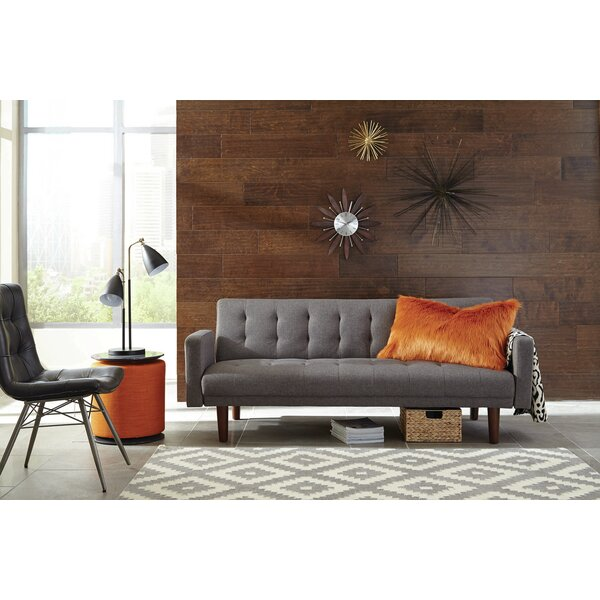 Chilcompton Convertible Sofa By Wrought Studio Coupon