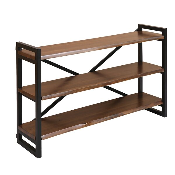 Yorba Etagere Bookcase by 17 Stories