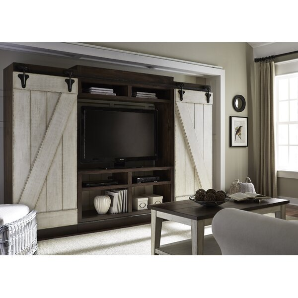 Lexie Entertainment Center by August Grove
