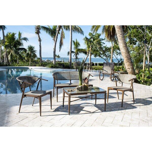 Arianna 4 Piece Sofa Seating Group by Bay Isle Home
