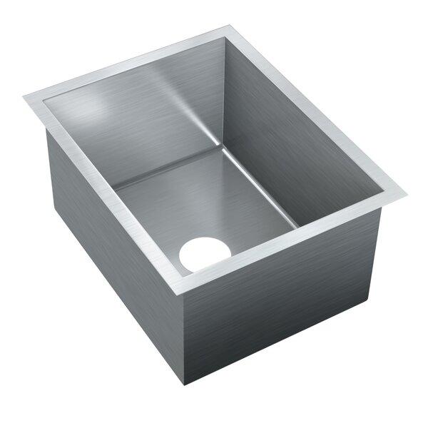 20 L x 15.75 W Single Bowl Undermount Kitchen Sink