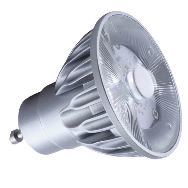 GU10 Dimmable LED Spotlight Light Bulb Gray/Smoke by Bulbrite Industries