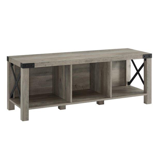 Kunz Storage Bench by Gracie Oaks
