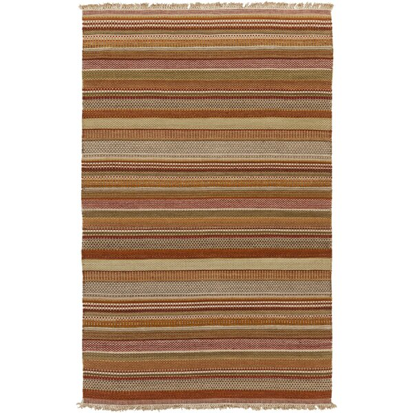 Barnesbury Striped Rug by Bungalow Rose