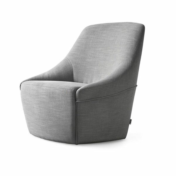 Alma Swivel Armchair by Calligaris