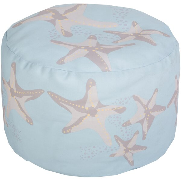 Westwood Pouf by Rosecliff Heights
