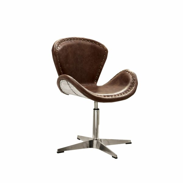 Lindbergh Swivel Armchair by 17 Stories 17 Stories