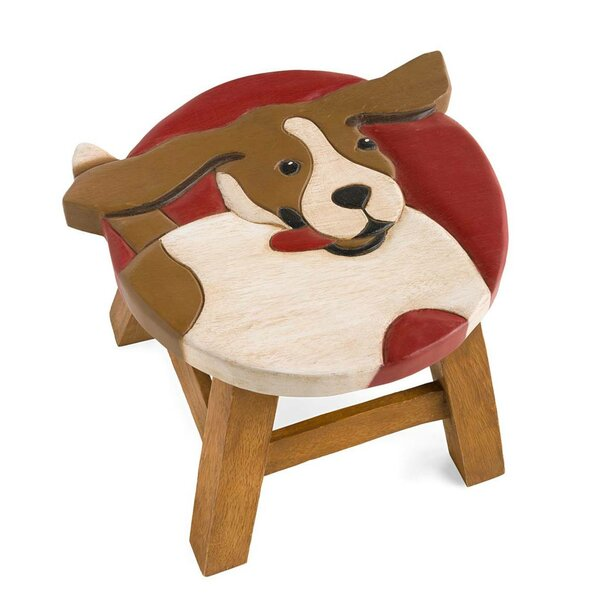 Beagle Accent Stool by Plow & Hearth