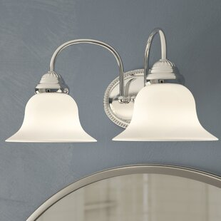 Find Nicolas 2-Light Vanity Light By Charlton Home