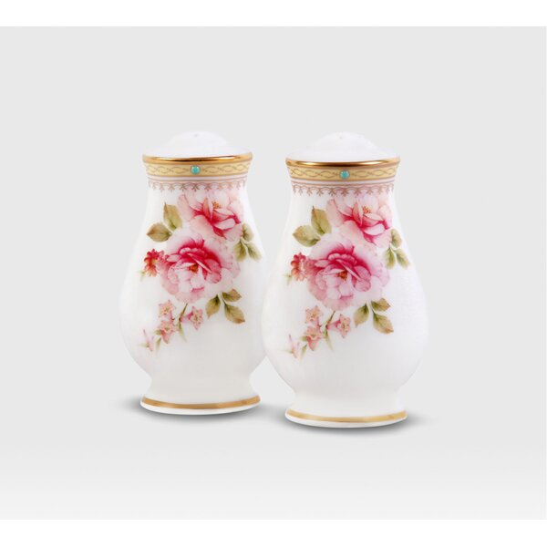 Hertford Salt and Pepper Shaker by Noritake