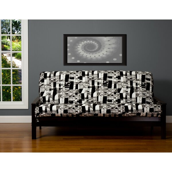 Jayla Box Cushion Futon Slipcover by Brayden Studio