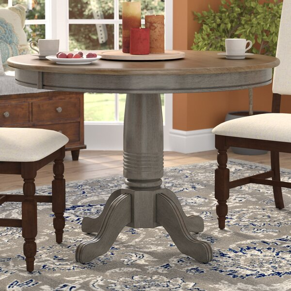 Coldspring Round Dining Table by Alcott Hill