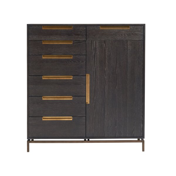 Spinks 7 Drawer Combo Dresser by Brayden Studio
