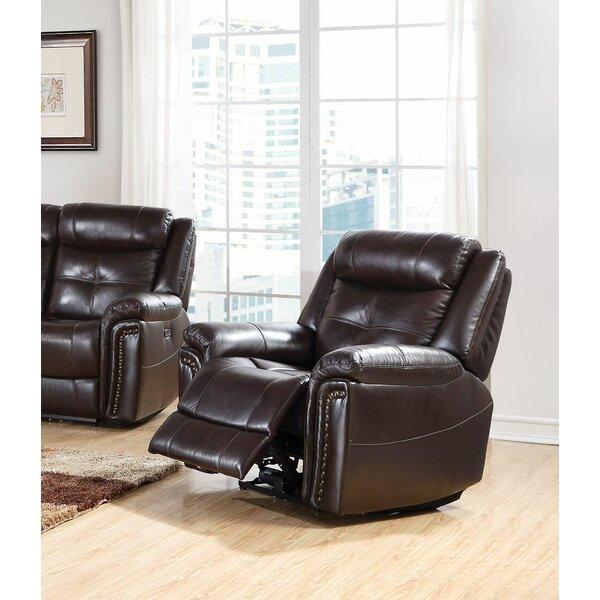 Guerrero Pezzano Hugger Power Motion Recliner [Red Barrel Studio]