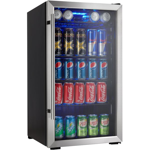 Designer 3.3 cu. ft. Beverage Center by Danby
