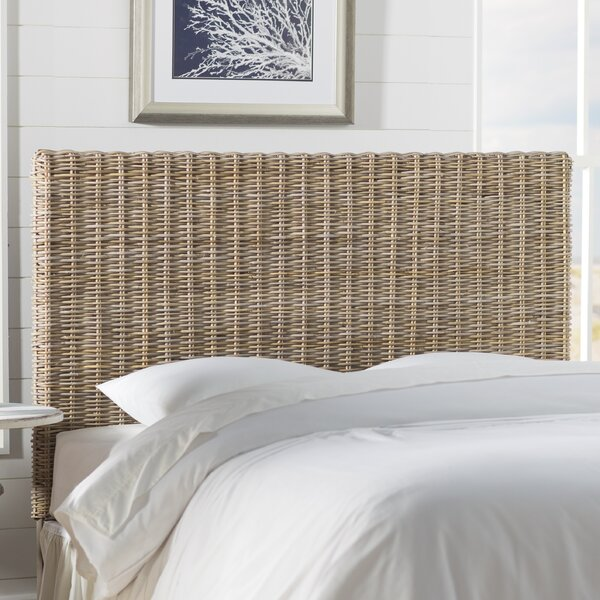Westside Panel Headboard by Rosecliff Heights