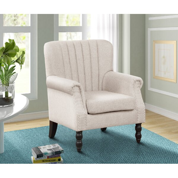 Demps Soft Armchair by Darby Home Co