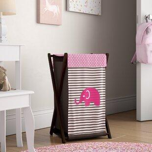 Price Check Yasmeen Laundry Hamper By Viv + Rae