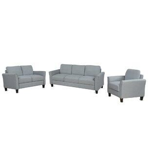 Living Room Sets Furniture Armrest Sofa Single Chair Sofa Loveseat Chair 3-Seat Sofa by Red Barrel Studio®