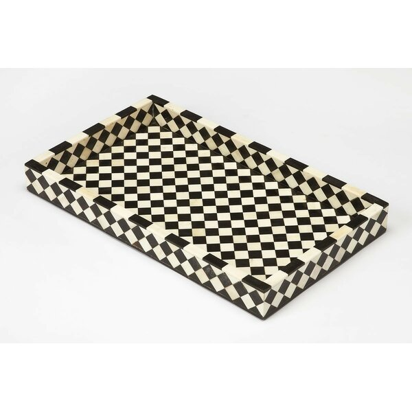 Ruchelly Accent Tray by Latitude Run