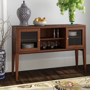 Antique Buffet Table | Wayfair