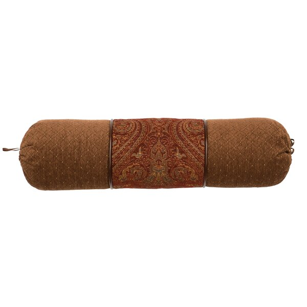 Milady Bolster Pillow by Wooded River