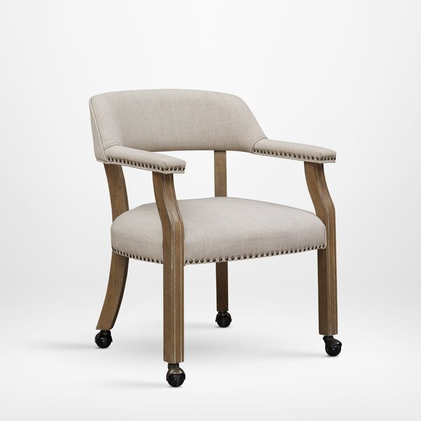 Henrietta Upholstered Dining Chair by Gracie Oaks
