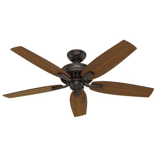 52 Newsome 5-Blade Ceiling Fan by Hunter Fan