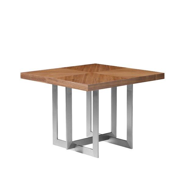 Onshuntay End Table by Orren Ellis