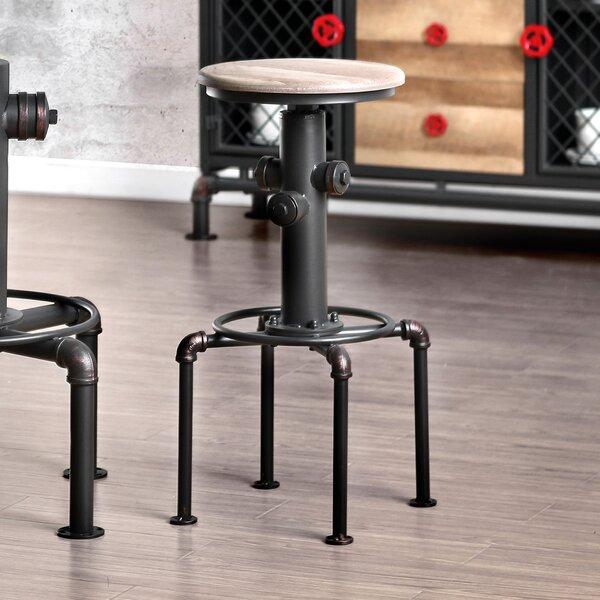 Poncha 30 Swivel Bar Stool (Set of 2) by Trent Austin Design