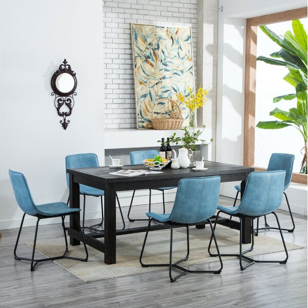 Shoemaker 7 Piece Dining Set by Union Rustic