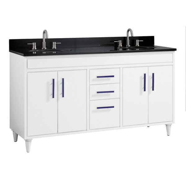 Sterling 60 Double Bathroom Vanity Set by Viv + Rae