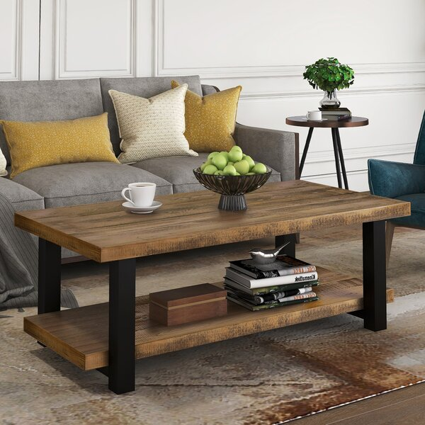Parvin Coffee Table With Storage By 17 Stories