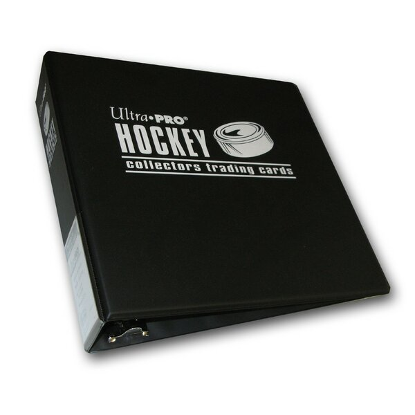 NHL Hockey Album in Black by Ultra Pro