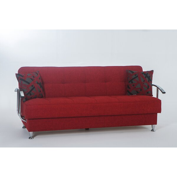 Smethwick 3 Seat Story Sleeper Sofa by Orren Ellis