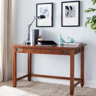 Best Jablonski Slate Tile Desk ByCharlton Home