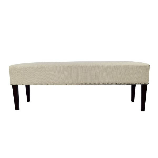 Everlee Upholstered Bench by Winston Porter