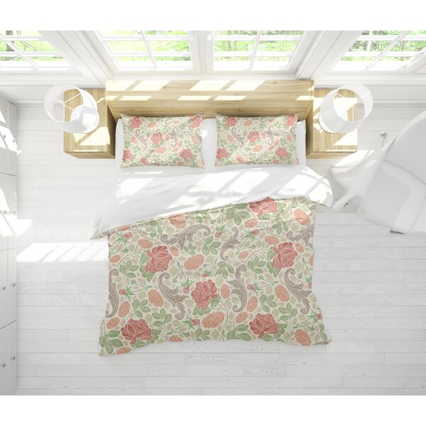 Aubrianna GREEN Comforter Set By August Grove