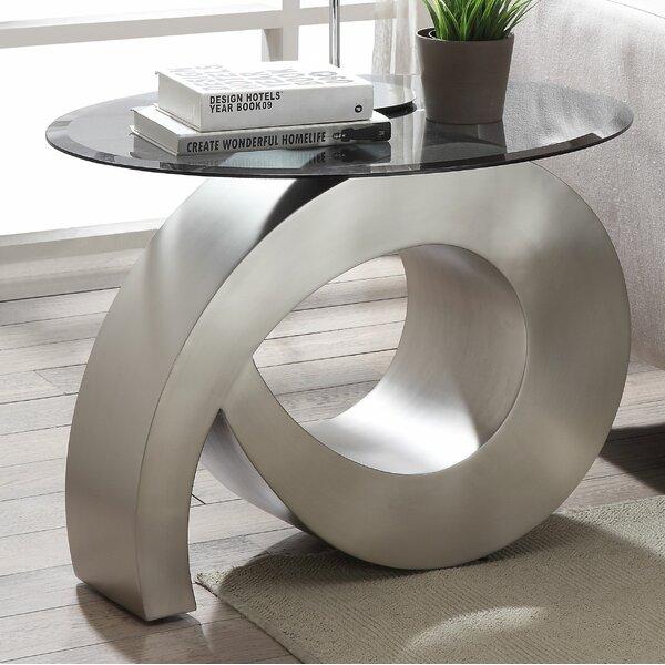 Figy End Table by Orren Ellis