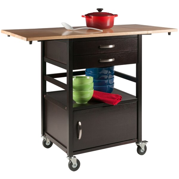 Withrow Kitchen Cart by Red Barrel Studio