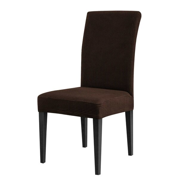 Dlerfeut Box Cushion Dining Chair Slipcover (Set Of 4) By Winston Porter