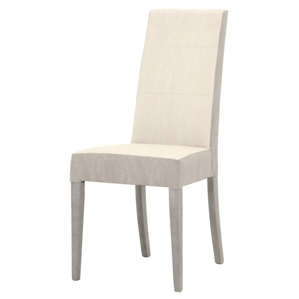 Shivani Upholstered Dining Chair (Set of 2) by Latitude Run