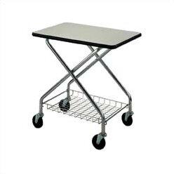 Foldaway AV Cart by Wesco Industrial Products