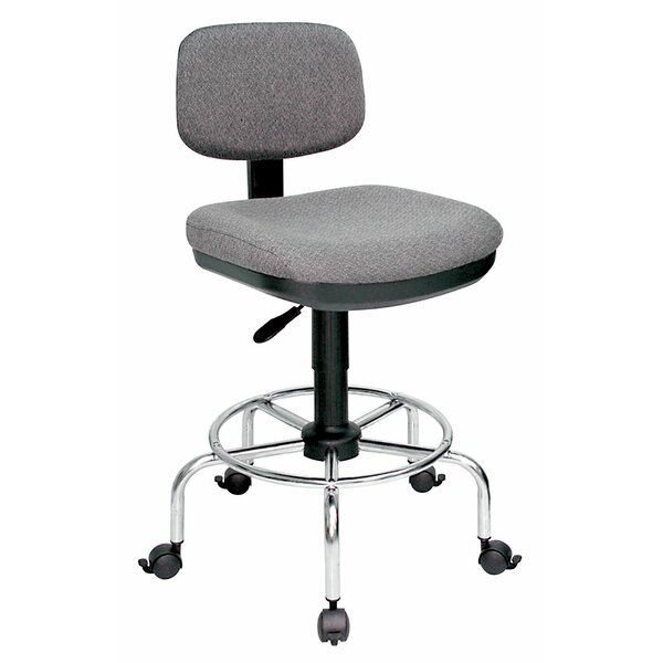 Draftsman's Low-Back Drafting Chair by Alvin and Co.