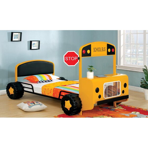 Albert Twin Car Bed by Zoomie Kids
