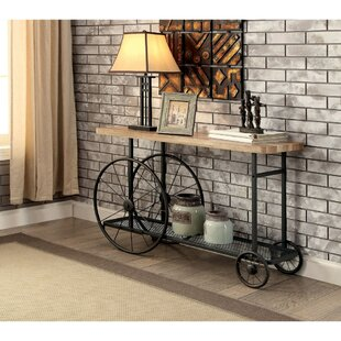 Price Check Lane Console Table ByWilliston Forge