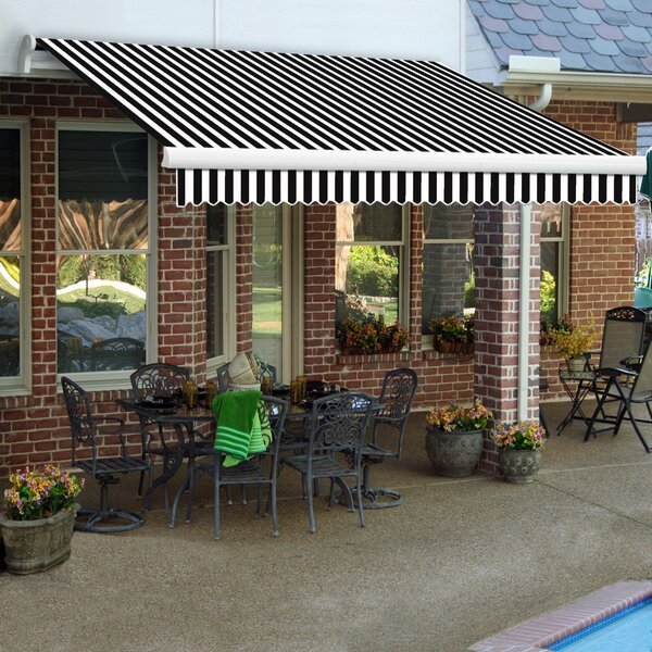 LX-Maui Retractable Patio Awning by Awntech