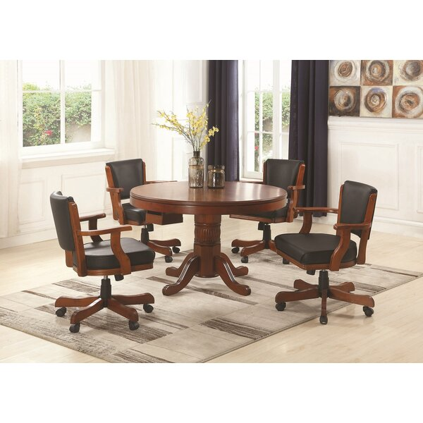 Gaming Norwitch Poker Table By Wildon Home®